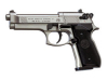 Beretta M 92 FS nickel